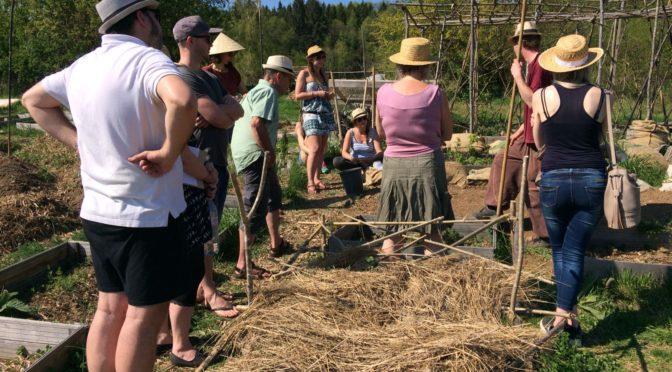 Atelier – Initiation à la permaculture #2 – 21 avril 2018