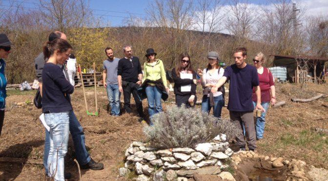 Atelier – Initiation à la permaculture – 07 avril 2018